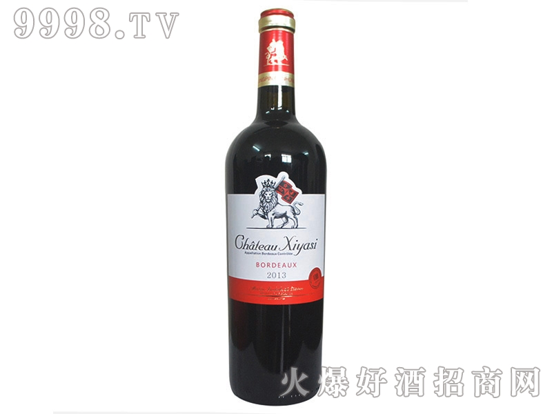 茜娅丝・美乐干红葡萄酒