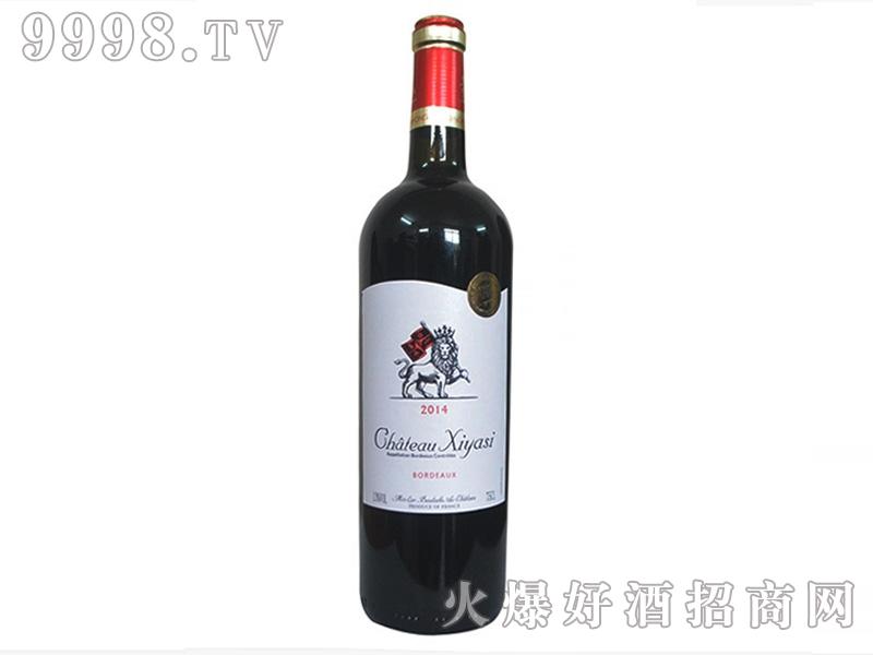 茜娅丝・梅洛干红葡萄酒2014