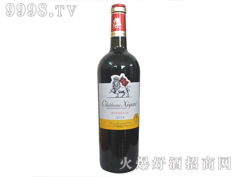 茜娅丝・西拉干红葡萄酒