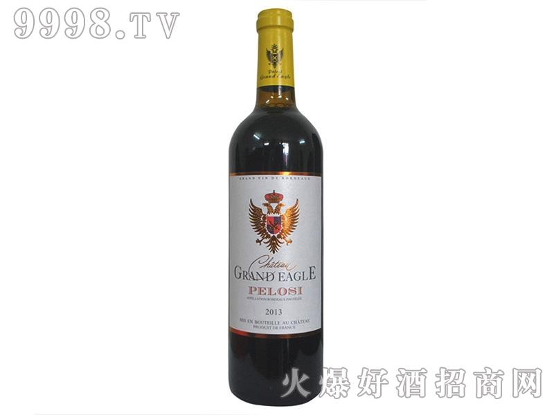 爵佩鹰・美乐干红葡萄酒