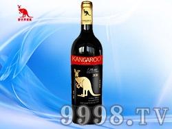 新世界袋鼠干红葡萄酒2010