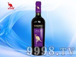 新世界袋鼠干红葡萄酒2012