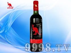 新世界袋鼠干红葡萄酒2013