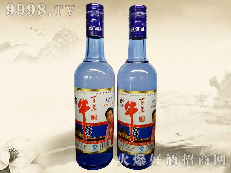 老牛车百年二锅头酒42°500ml