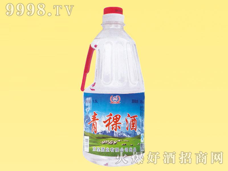 京畅青稞酒42度2L