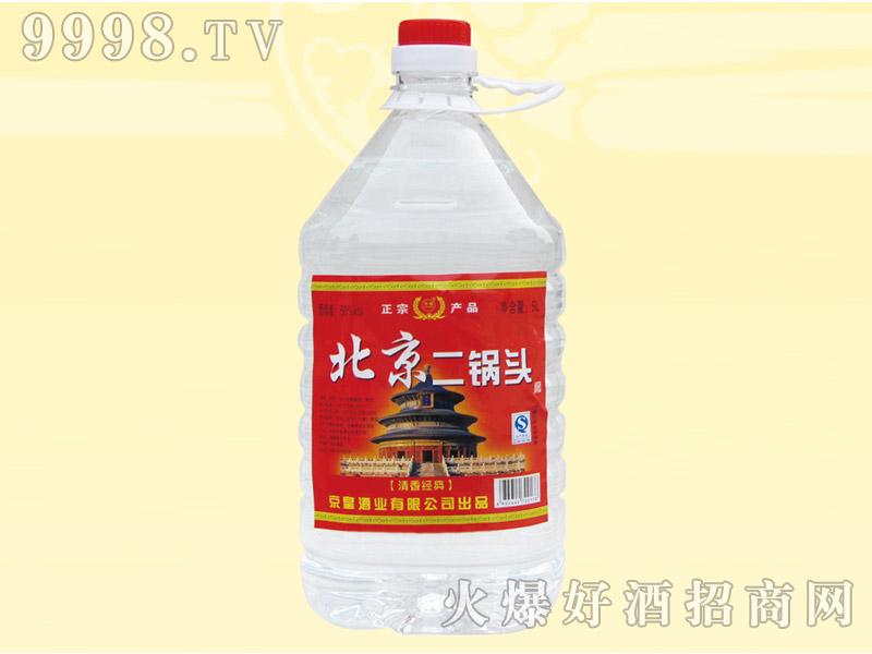京畅北京二锅头酒50度5L(天坛)