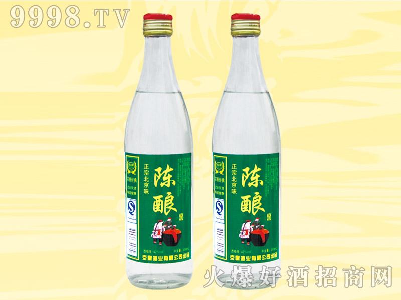 北京味陈酿酒490ml