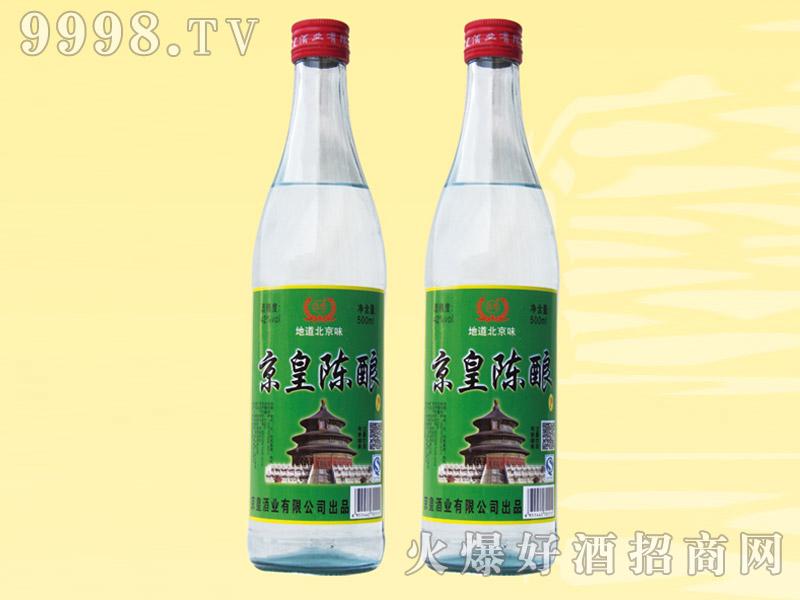 京皇陈酿酒500ml