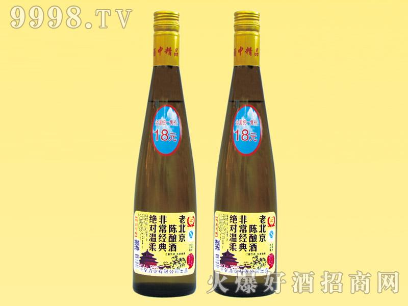 老北京陈酿酒480ml