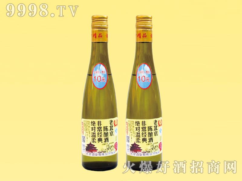 老北京陈酿酒240ml