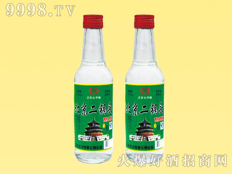 北京二锅头陈酿酒258ml
