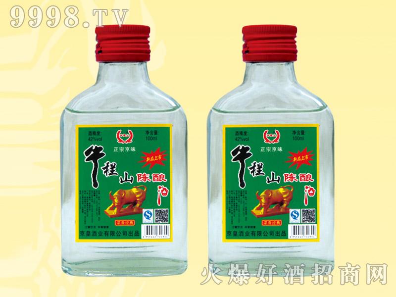 牛程山陈酿酒100ml