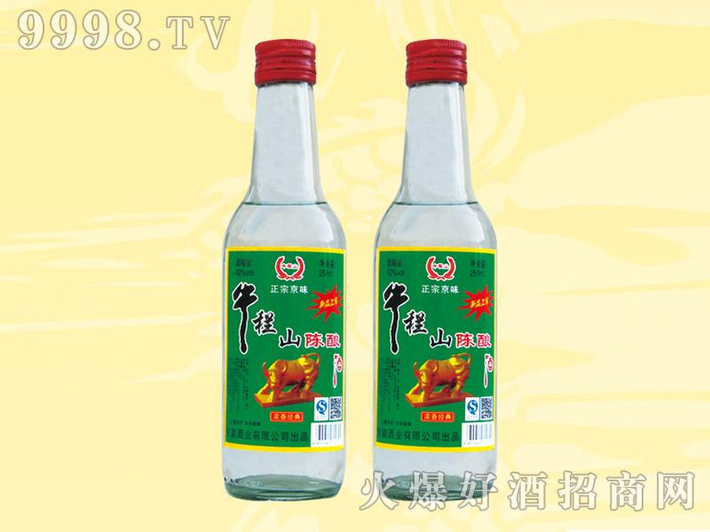 牛程山陈酿酒258ml