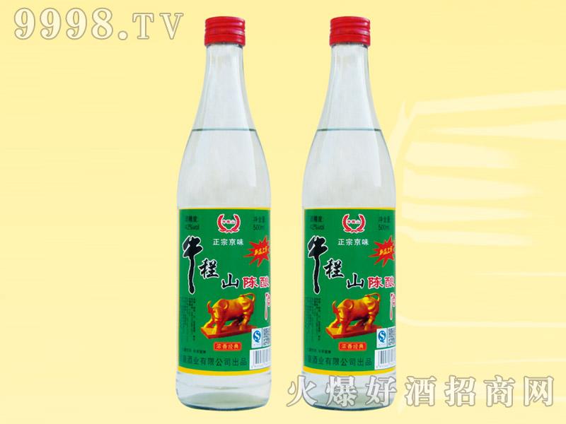 牛程山陈酿酒500ml