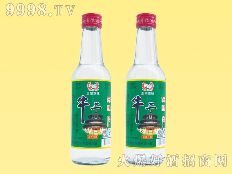 京皇牛二陈酿酒258ml(天坛)