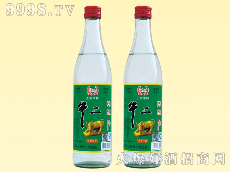 京皇牛二陈酿酒500ml