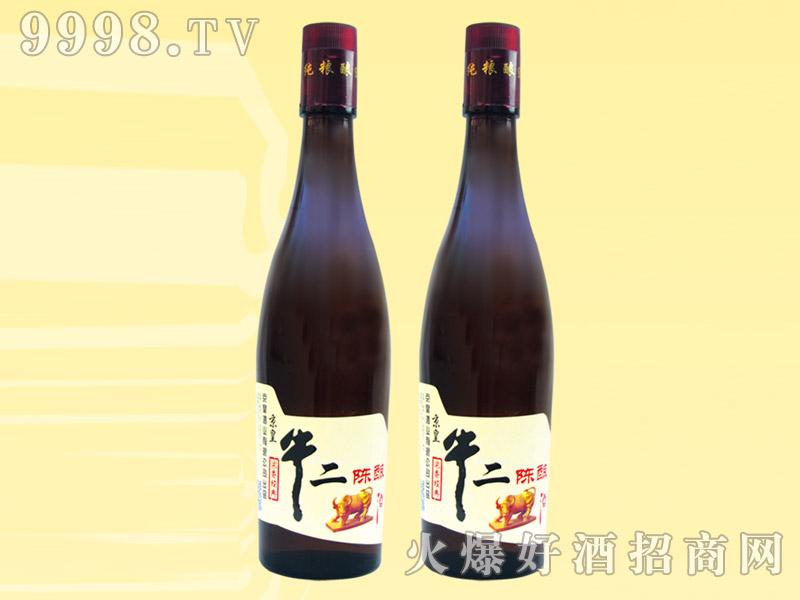 京皇牛二陈酿酒480ml