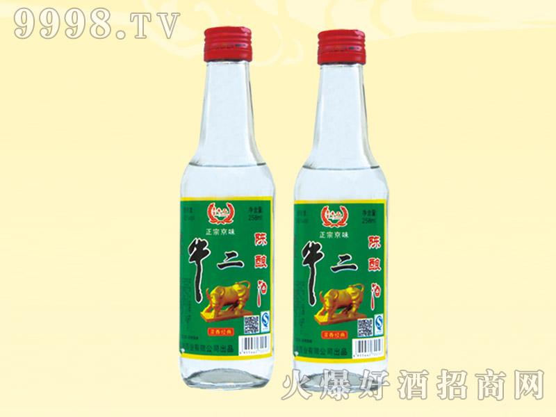 京皇牛二陈酿酒258ml