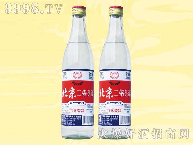京畅北京二锅头酒56度气味香馥