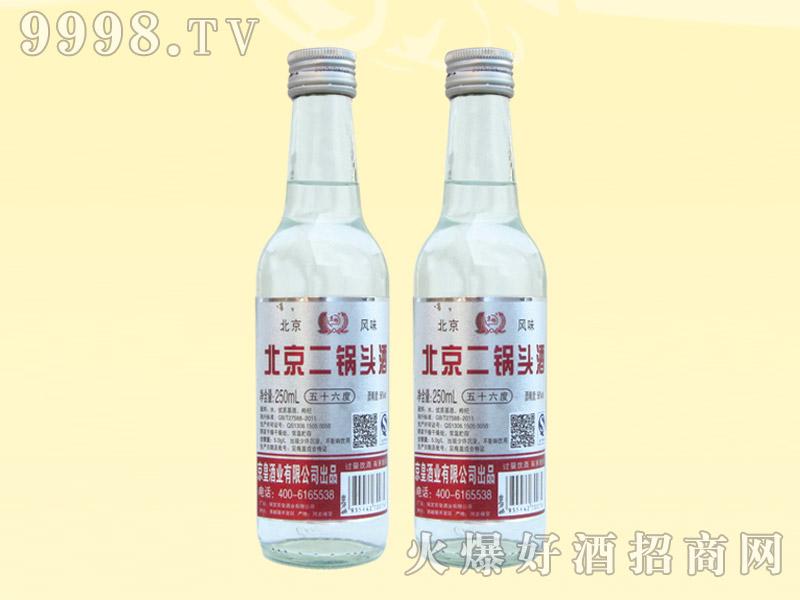 京畅北京二锅头酒56度250ml
