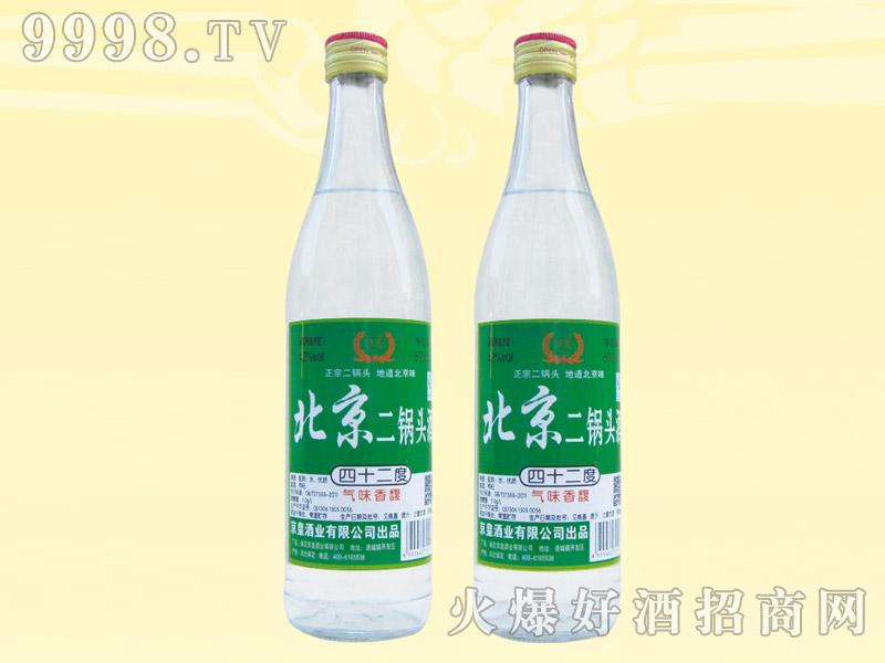 京畅北京二锅头酒42度500ml