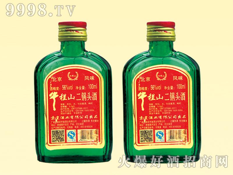 牛程山二锅头酒100ml