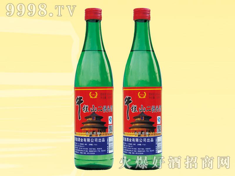 牛程山二锅头酒500ml