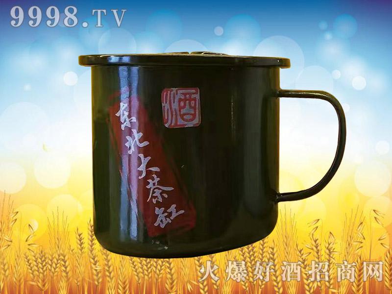 东北大茶缸酒52°125ml