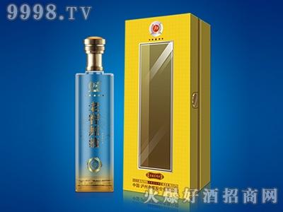 老窖原液酒52度绵藏系列黄