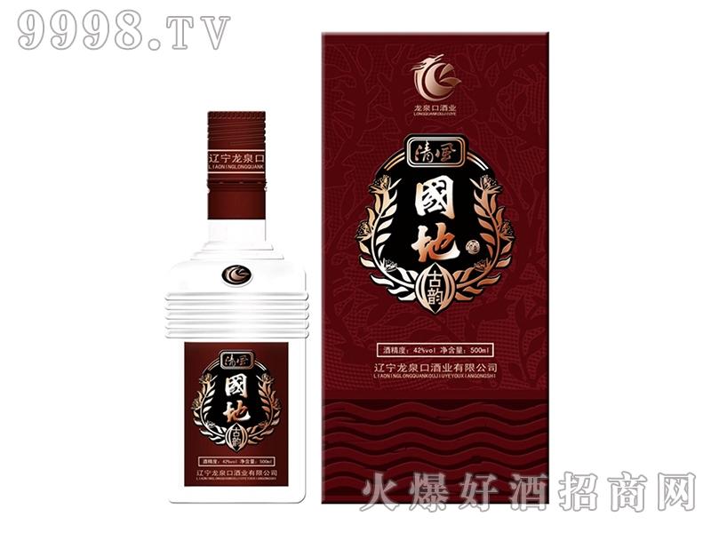 清风国地酒・古韵红盒