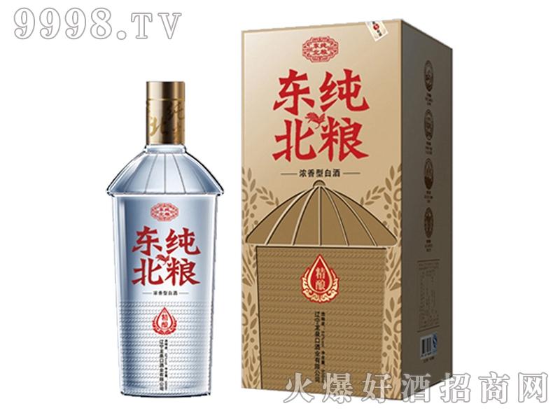 东纯北粮・盒酒精酿-白酒招商信息