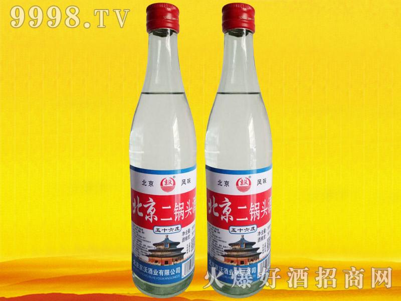 京沃北京二锅头酒500ml