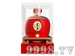 金丰纪念酒透明盒装4