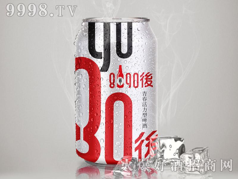 8090后啤酒・青春活力银罐330ml