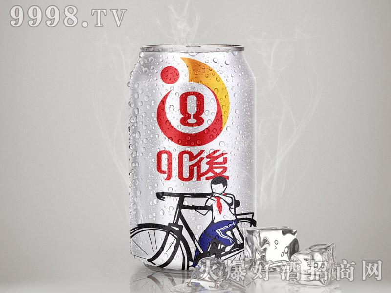 8090后啤酒・青春活力银罐