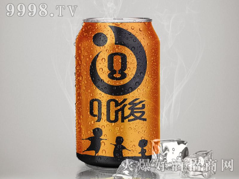 8090后啤酒・青春活力金罐