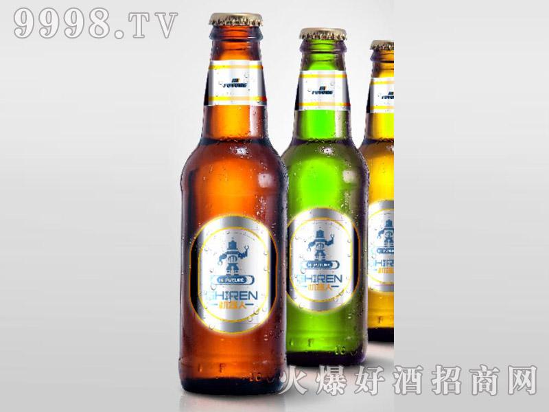机器人啤酒瓶装・银标330ml