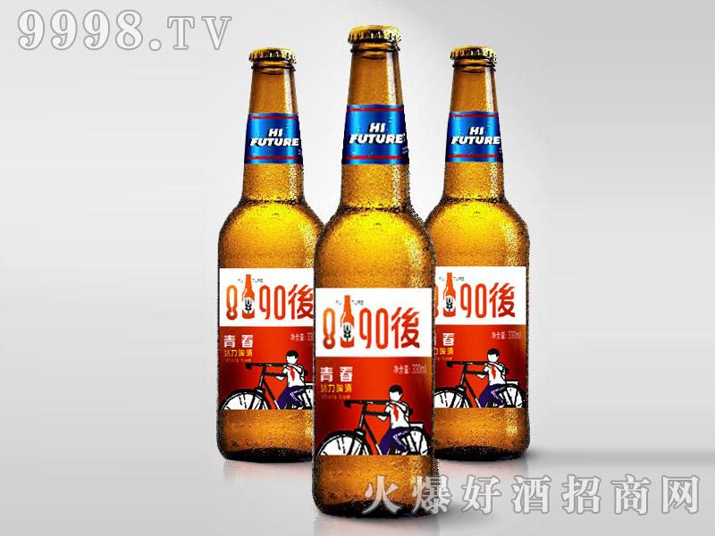 8090后啤酒・青春活力棕瓶330ml