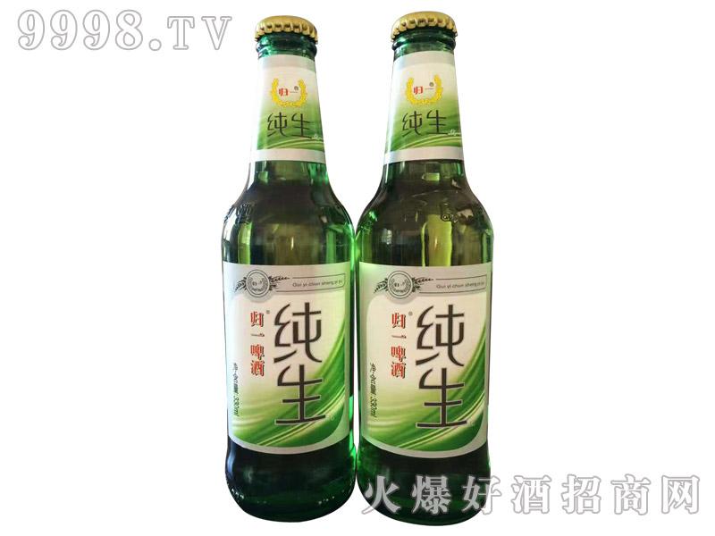 纯生归一啤酒