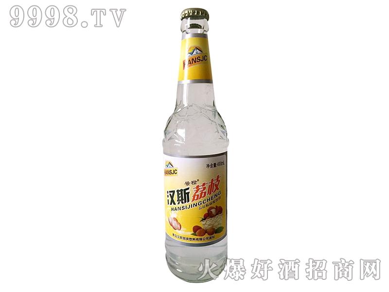 汉斯果啤酒・荔枝味
