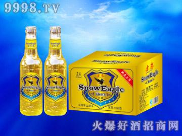 雪鹰冰醇啤酒330ml