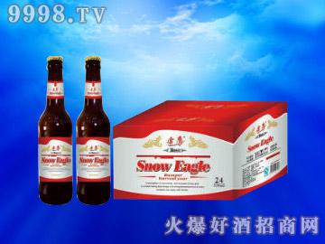 雪鹰丰年啤酒330ml
