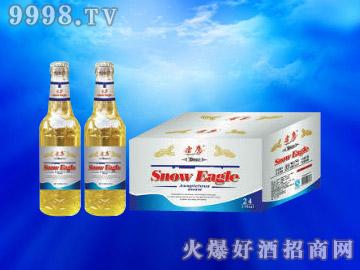 雪鹰瑞雪啤酒330ml