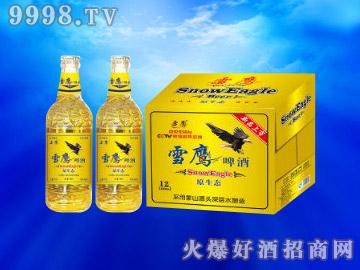 雪鹰原生态啤酒500ml