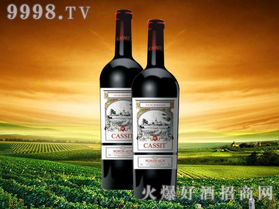 青岛卡斯特梅洛干红葡萄酒