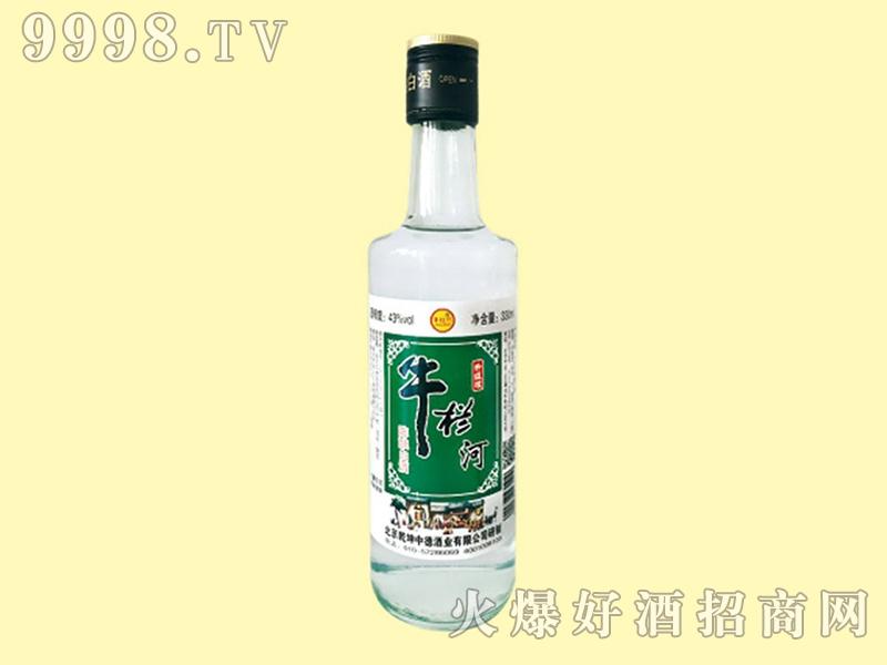 牛栏河酒43度