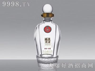 郓城恒瑞烤花瓶HR-029东方娇子