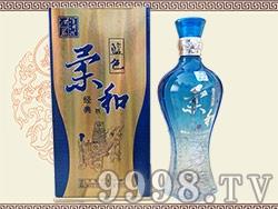 洋河蓝色柔和经典(宫廷龙凤)