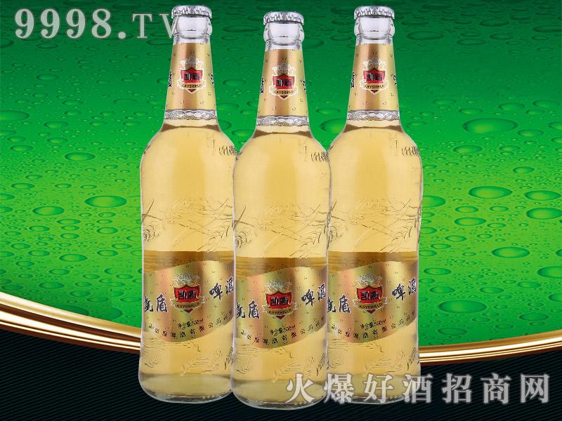 凯盾经典啤酒500ml