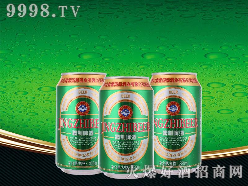 鲁雪精制啤酒10度